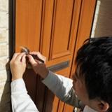 住宅の開錠